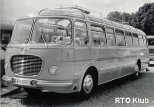 Klub českých historických autobusů